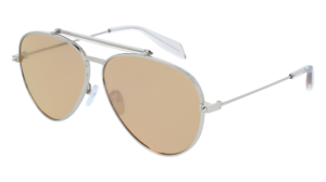 Alexander McQueen Sunglasses - AM0057S - 005