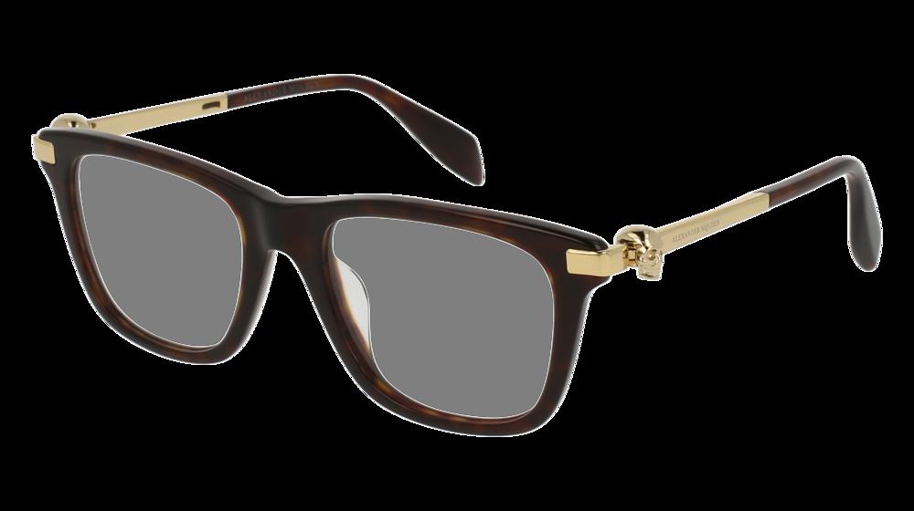 Alexander McQueen Eyeglasses - AM0086O - 002
