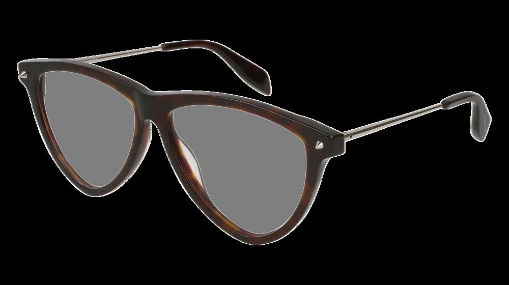 Alexander McQueen Eyeglasses - AM0105O - 003