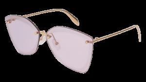 Alexander McQueen Sunglasses - AM0119SA - 004
