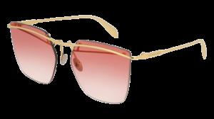 Alexander McQueen Sunglasses - AM0144S - 002