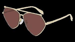 Alexander McQueen Sunglasses - AM0317S - 002
