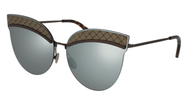 Bottega Veneta Sunglasses - BV0101S - 002