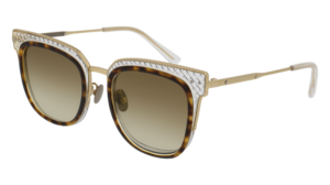 Bottega Veneta Sunglasses - BV0122S - 002