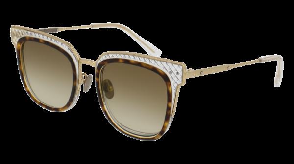 Bottega Veneta Sunglasses - BV0122S - 002