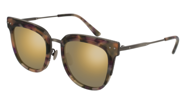 Bottega Veneta Sunglasses - BV0122S - 003