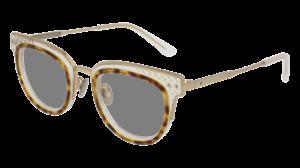 Bottega Veneta Eyeglasses - BV0125O - 002