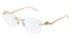Cartier Eyeglasses - CT0120O - 001