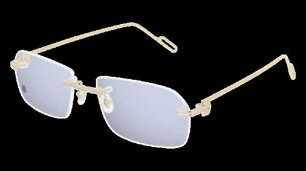 Cartier Eyeglasses - CT0162O - 006