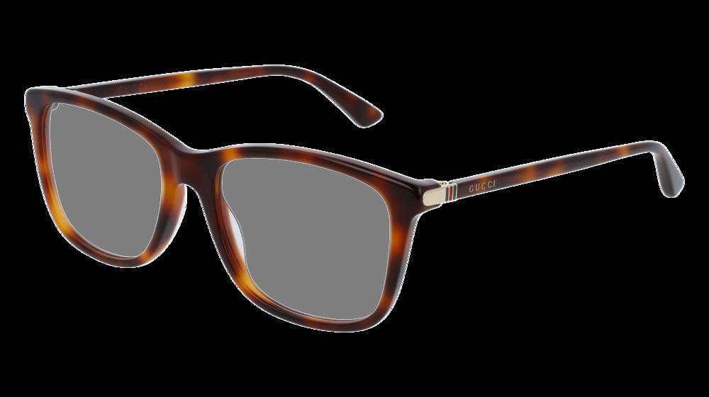 Gucci Eyeglasses - GG0018O - 006