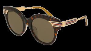 Gucci Sunglasses - GG0282SA - 002
