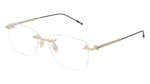 Mont Blanc Eyeglasses - MB0038O - 002