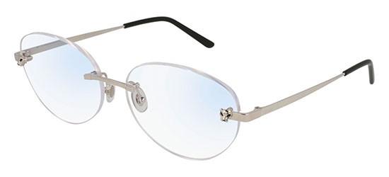 Cartier Eyeglasses - CT0028O - 001