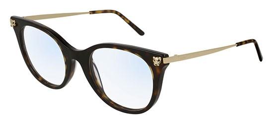 Cartier Eyeglasses - CT0031O - 002