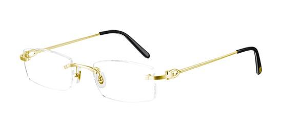 Cartier Eyeglasses - CT0045O - 002