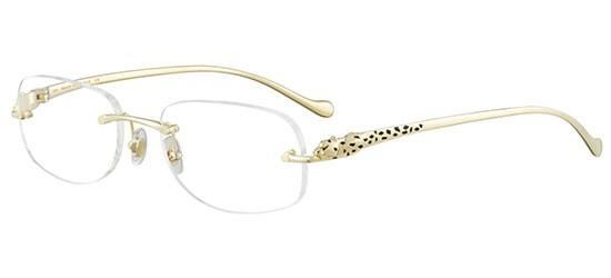 Cartier Eyeglasses - CT0058O - 001